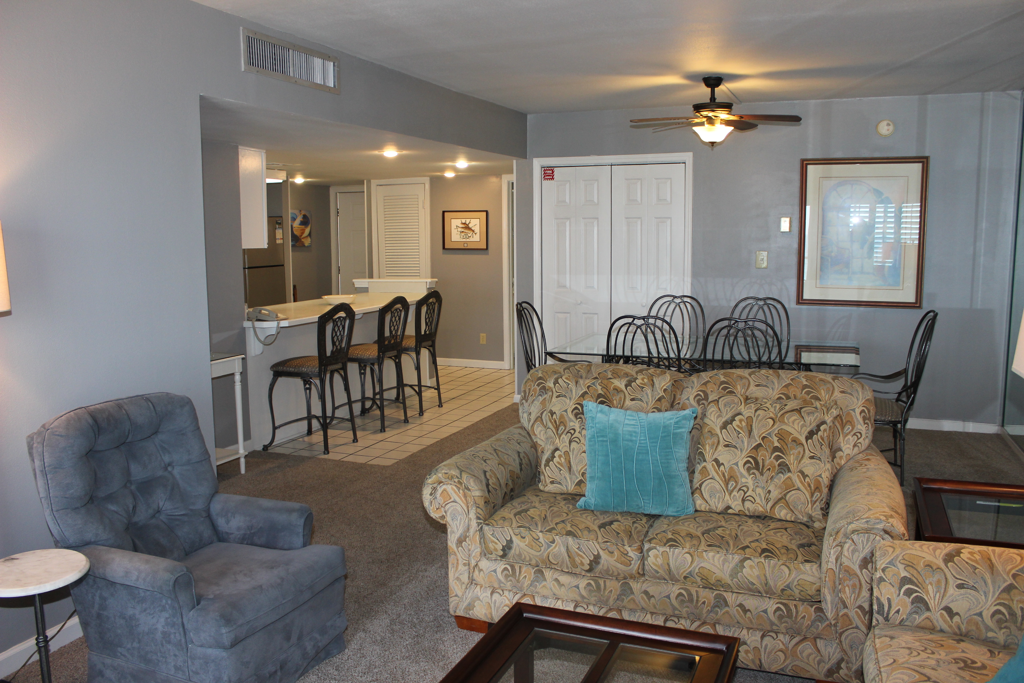 Holiday Surf & Racquet Club 708 Condo rental in Holiday Surf & Racquet Club in Destin Florida - #6