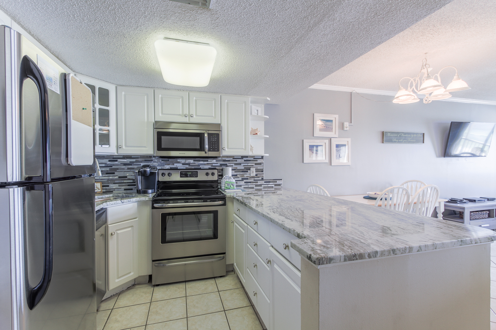 Holiday Surf & Racquet Club 709 Condo rental in Holiday Surf & Racquet Club in Destin Florida - #1