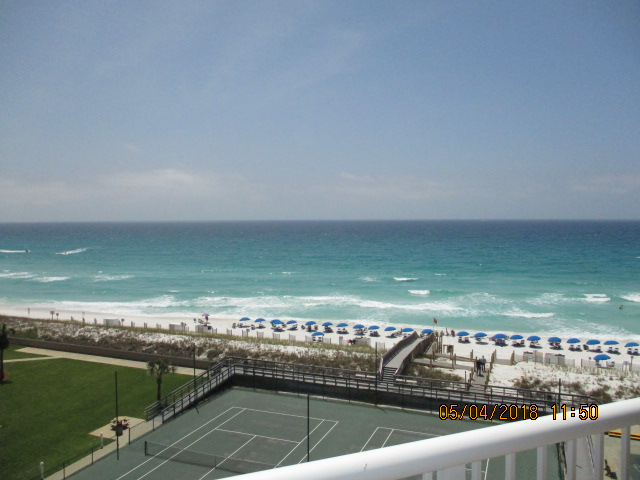 Holiday Surf & Racquet Club 709 Condo rental in Holiday Surf & Racquet Club in Destin Florida - #2