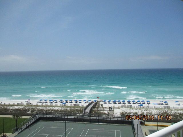 Holiday Surf & Racquet Club 709 Condo rental in Holiday Surf & Racquet Club in Destin Florida - #3