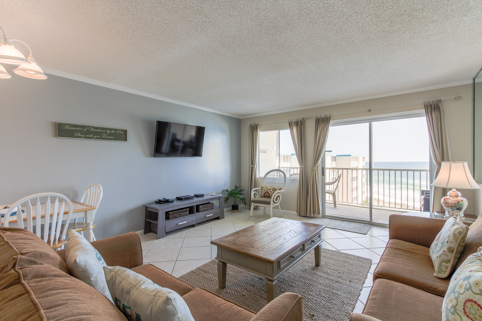Holiday Surf & Racquet Club 709 Condo rental in Holiday Surf & Racquet Club in Destin Florida - #8
