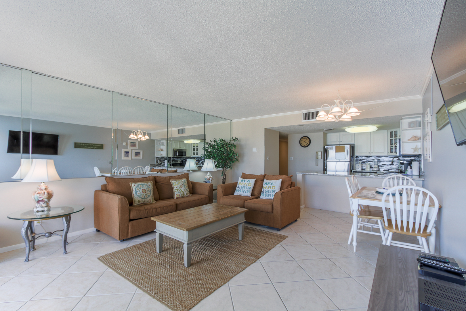 Holiday Surf & Racquet Club 709 Condo rental in Holiday Surf & Racquet Club in Destin Florida - #10