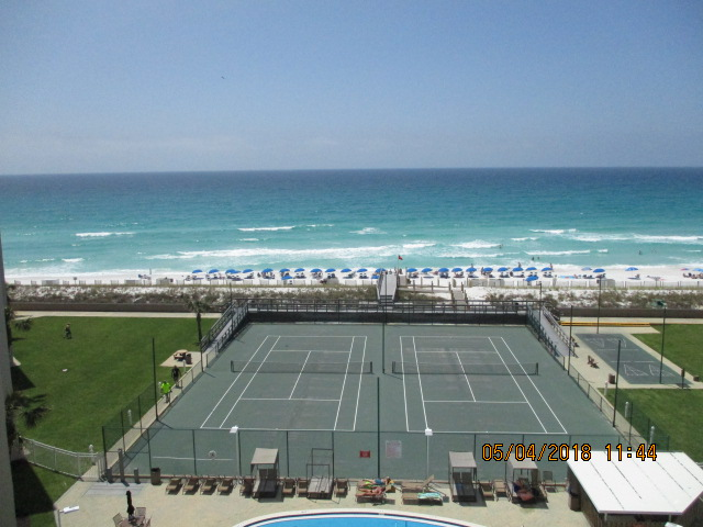 Holiday Surf & Racquet Club 712 Condo rental in Holiday Surf & Racquet Club in Destin Florida - #3