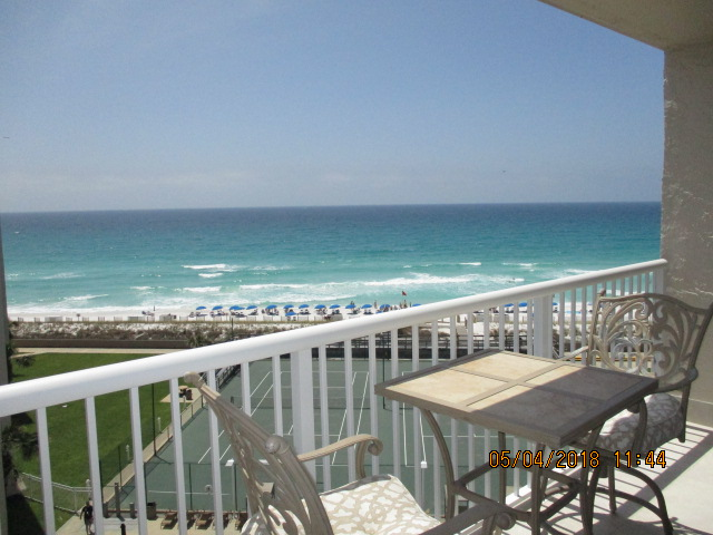Holiday Surf & Racquet Club 712 Condo rental in Holiday Surf & Racquet Club in Destin Florida - #4