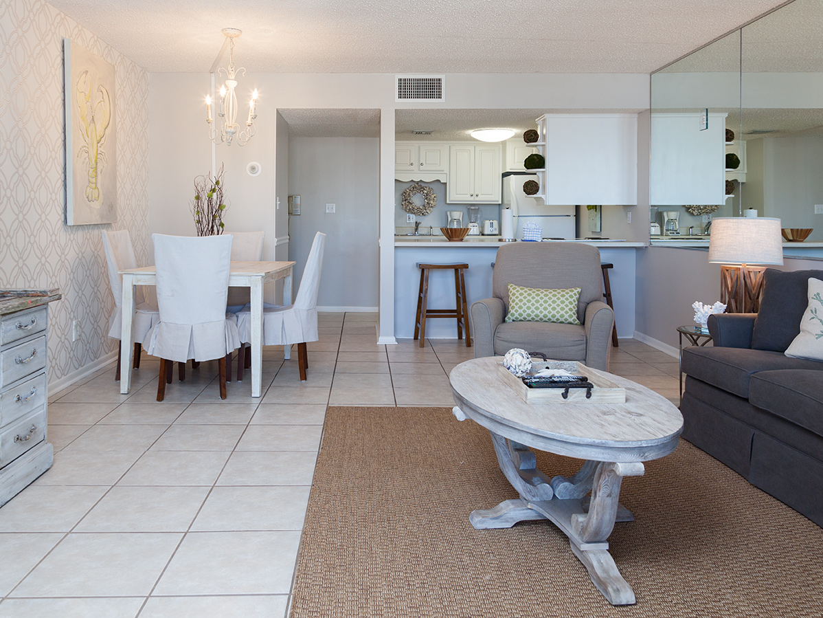 Holiday Surf & Racquet Club 712 Condo rental in Holiday Surf & Racquet Club in Destin Florida - #6