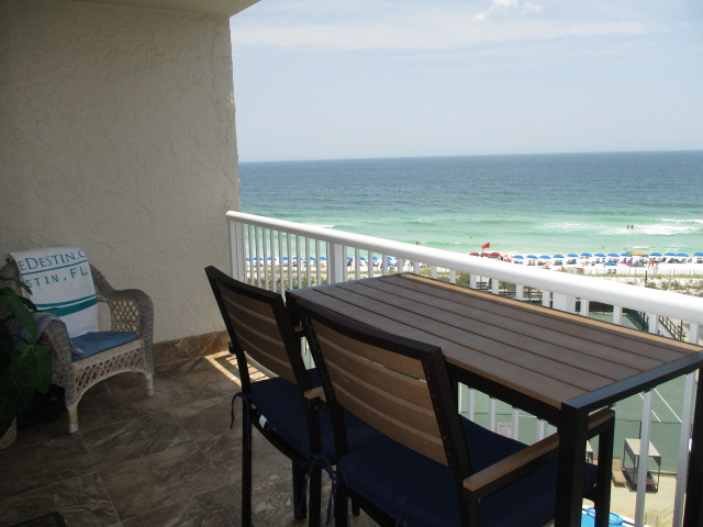 Holiday Surf & Racquet Club 713 Condo rental in Holiday Surf & Racquet Club in Destin Florida - #3