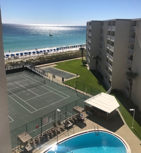 Holiday Surf & Racquet Club 715 Condo rental in Holiday Surf & Racquet Club in Destin Florida - #24
