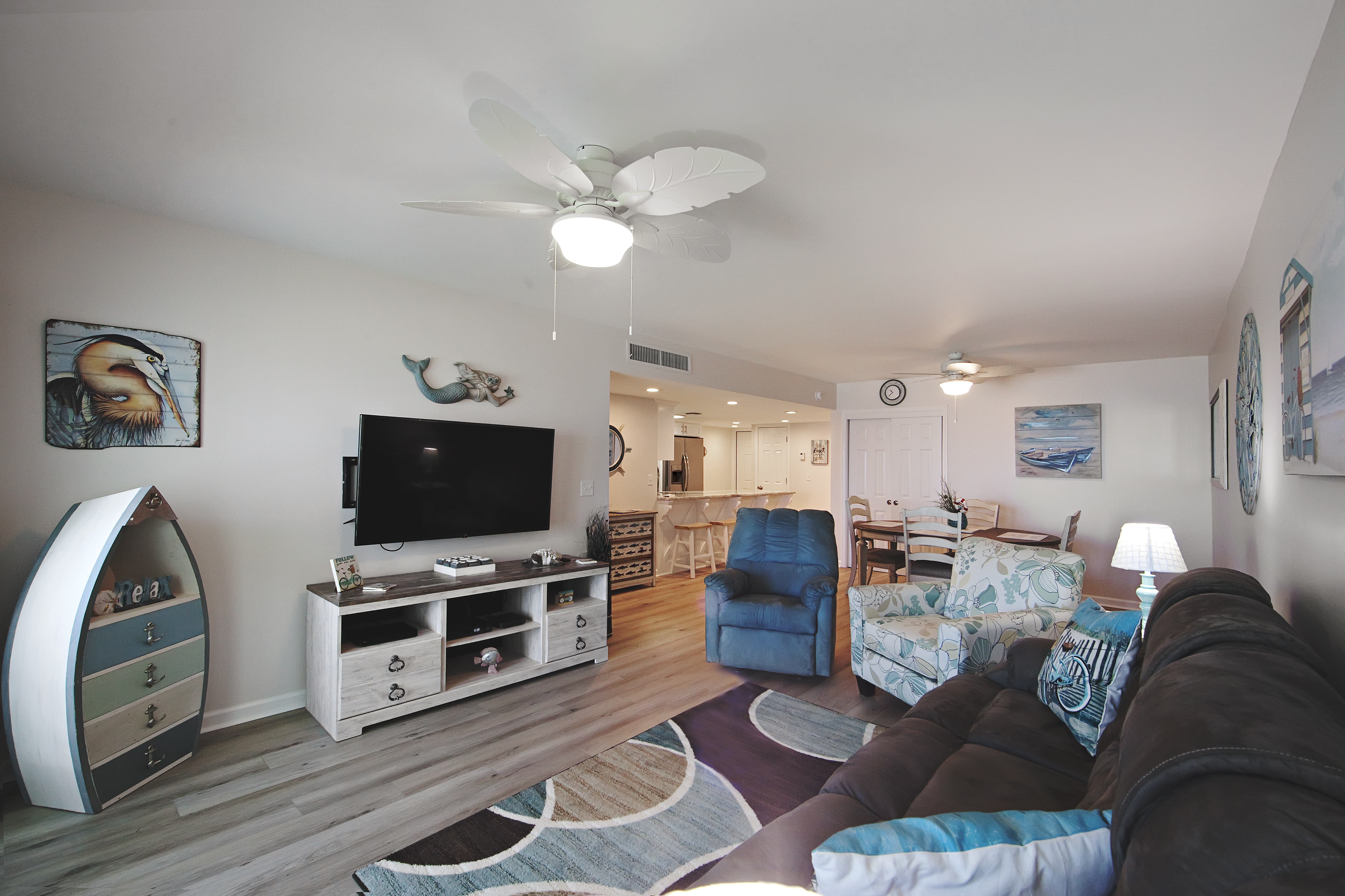 Holiday Surf & Racquet Club 718 Condo rental in Holiday Surf & Racquet Club in Destin Florida - #1