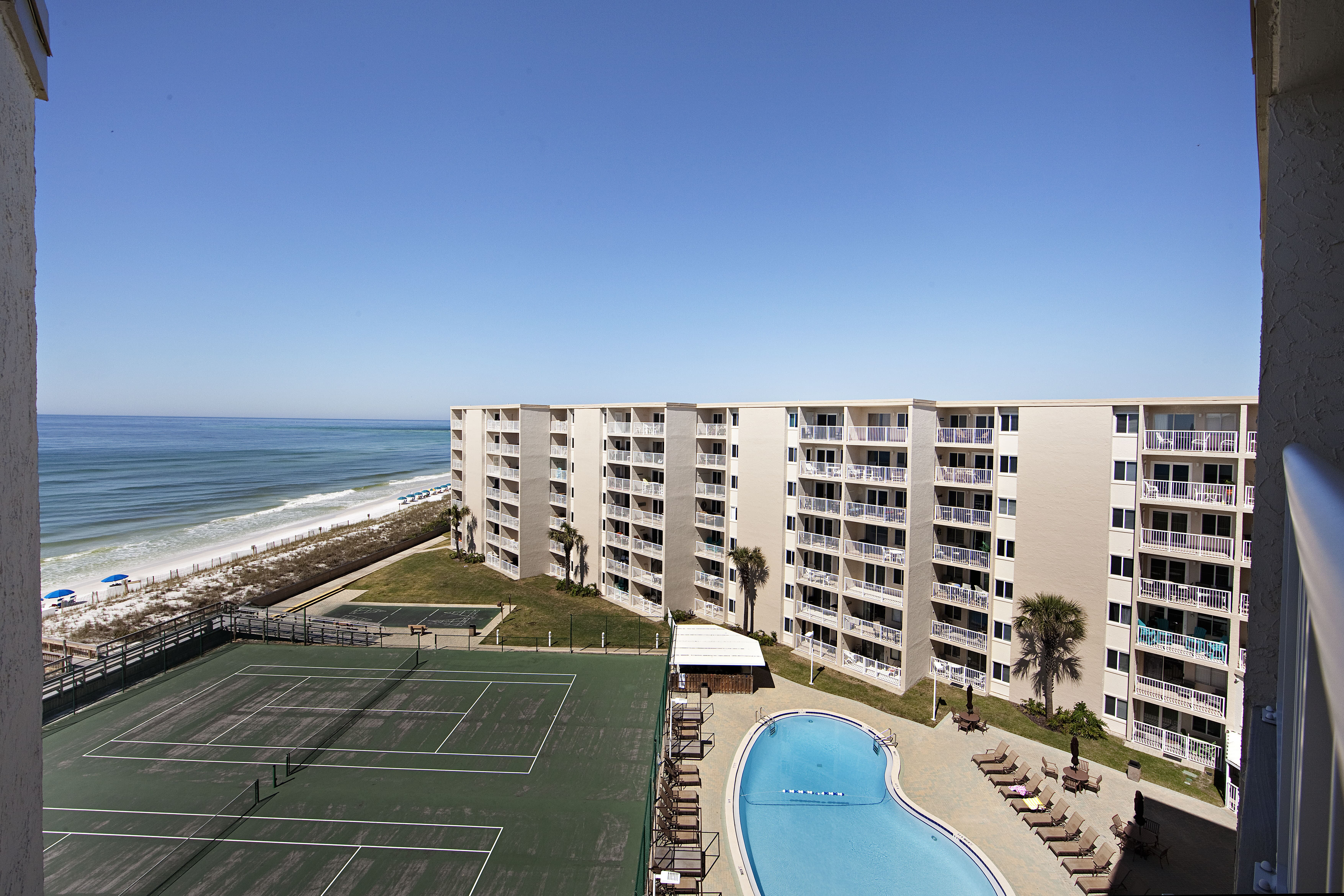 Holiday Surf & Racquet Club 718 Condo rental in Holiday Surf & Racquet Club in Destin Florida - #3