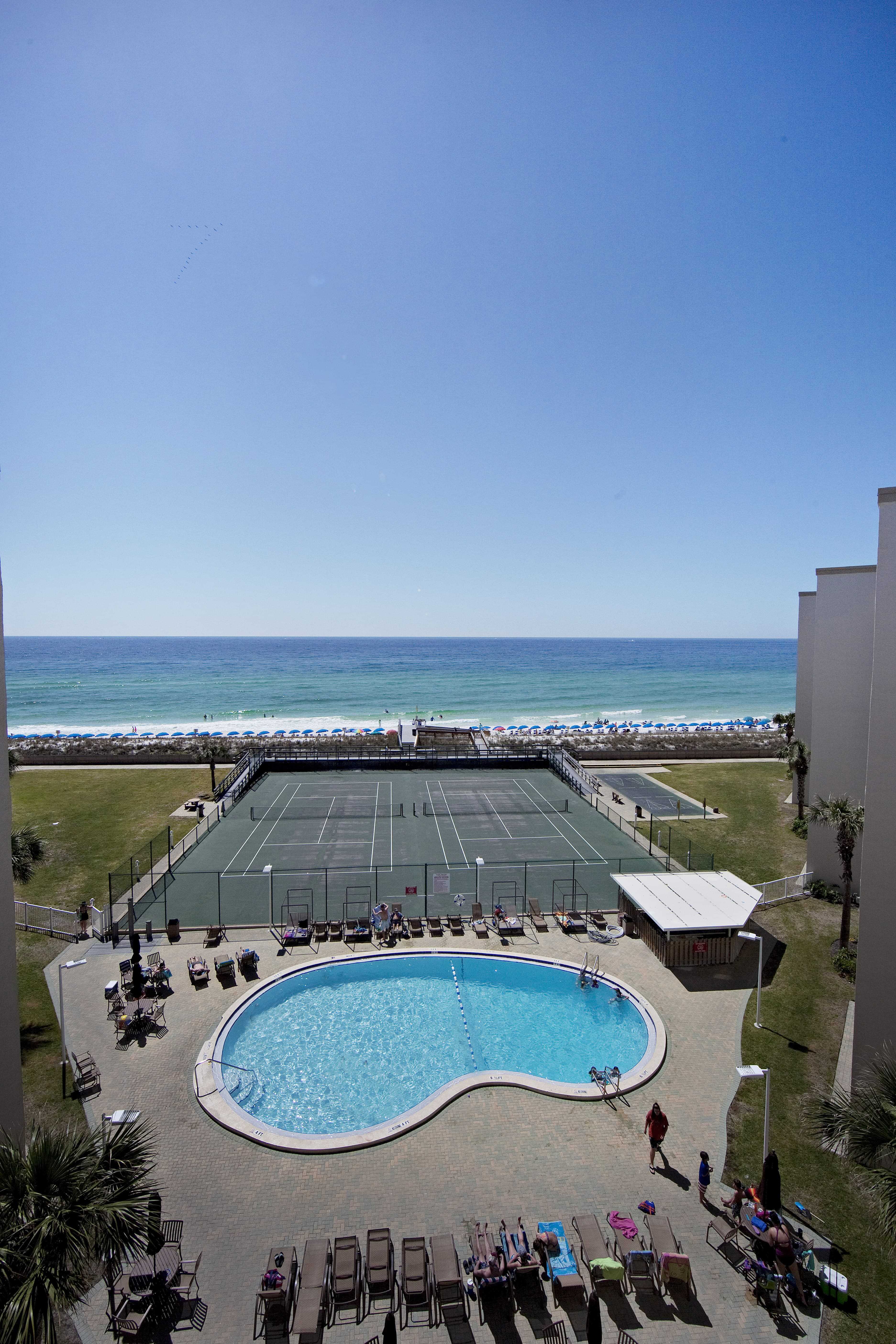 Holiday Surf & Racquet Club 718 Condo rental in Holiday Surf & Racquet Club in Destin Florida - #40