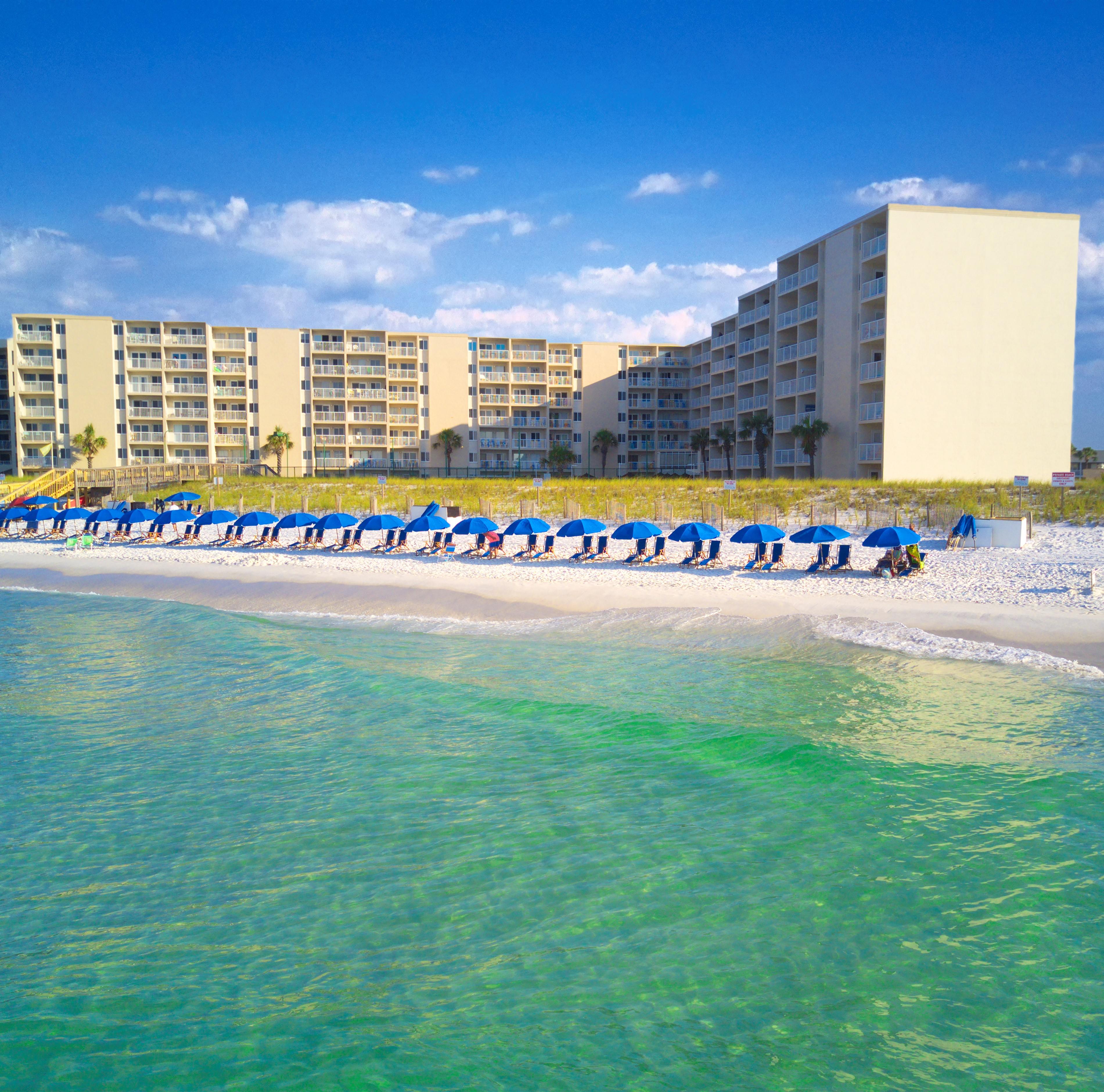 Holiday Surf & Racquet Club 719 Condo rental in Holiday Surf & Racquet Club in Destin Florida - #1