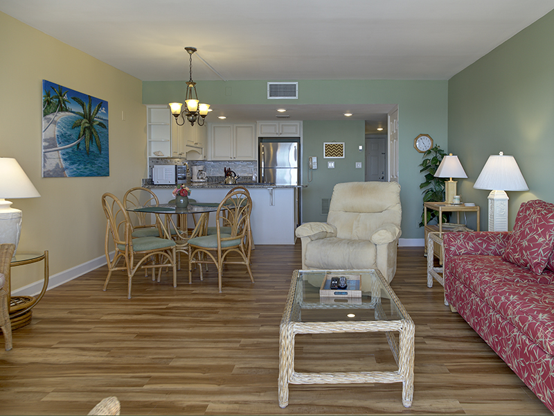 Holiday Surf & Racquet Club 719 Condo rental in Holiday Surf & Racquet Club in Destin Florida - #6