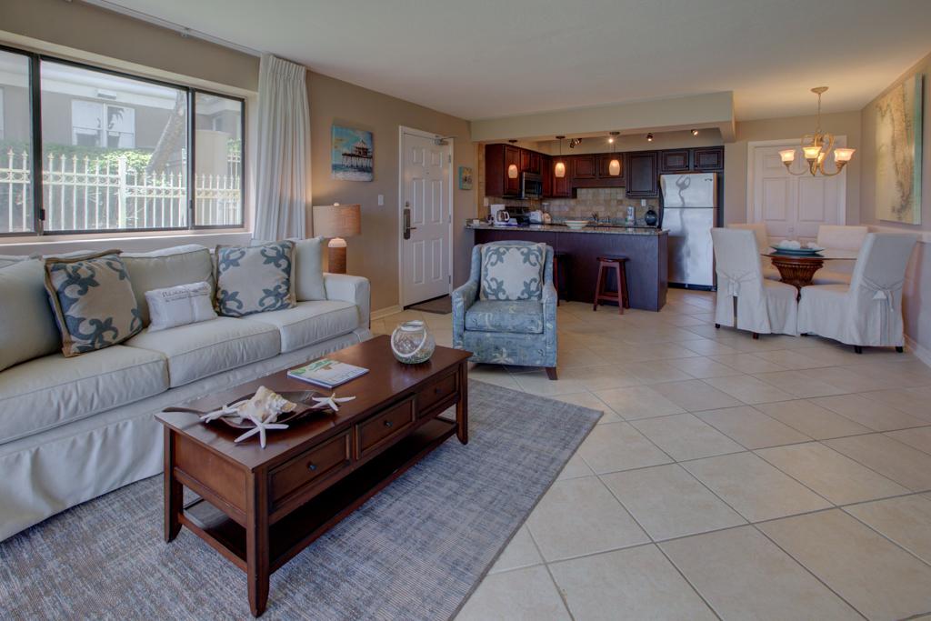 Huntington By The Sea 107 Condo rental in Huntington By The Sea in Destin Florida - #4