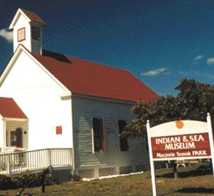 Indian and Sea Museum in Orange Beach Alabama