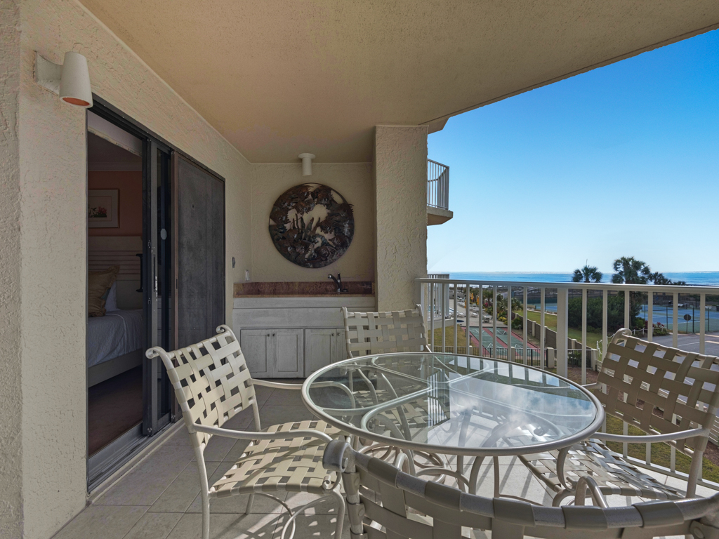 Inlet Reef Club   215 Condo rental in Inlet Reef Club in Destin Florida - #2