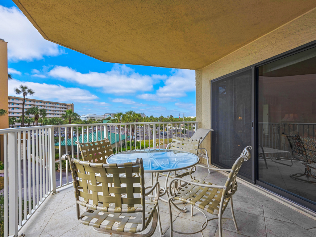 Inlet Reef Club   215 Condo rental in Inlet Reef Club in Destin Florida - #4