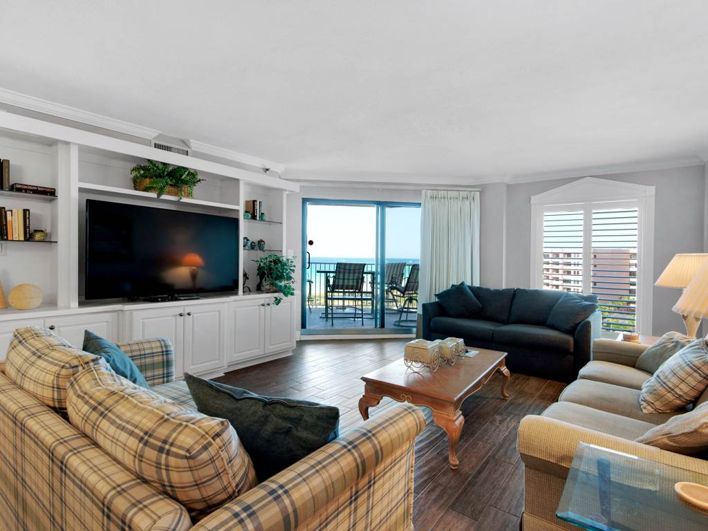 Inlet Reef Club   613 Condo rental in Inlet Reef Club in Destin Florida - #1