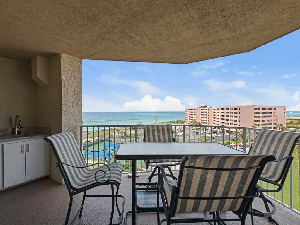 Inlet Reef Club   613 Condo rental in Inlet Reef Club in Destin Florida - #19