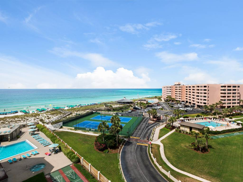 Inlet Reef Club   613 Condo rental in Inlet Reef Club in Destin Florida - #22