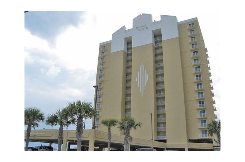 Street view of Island Royale in Gulf Shores AL