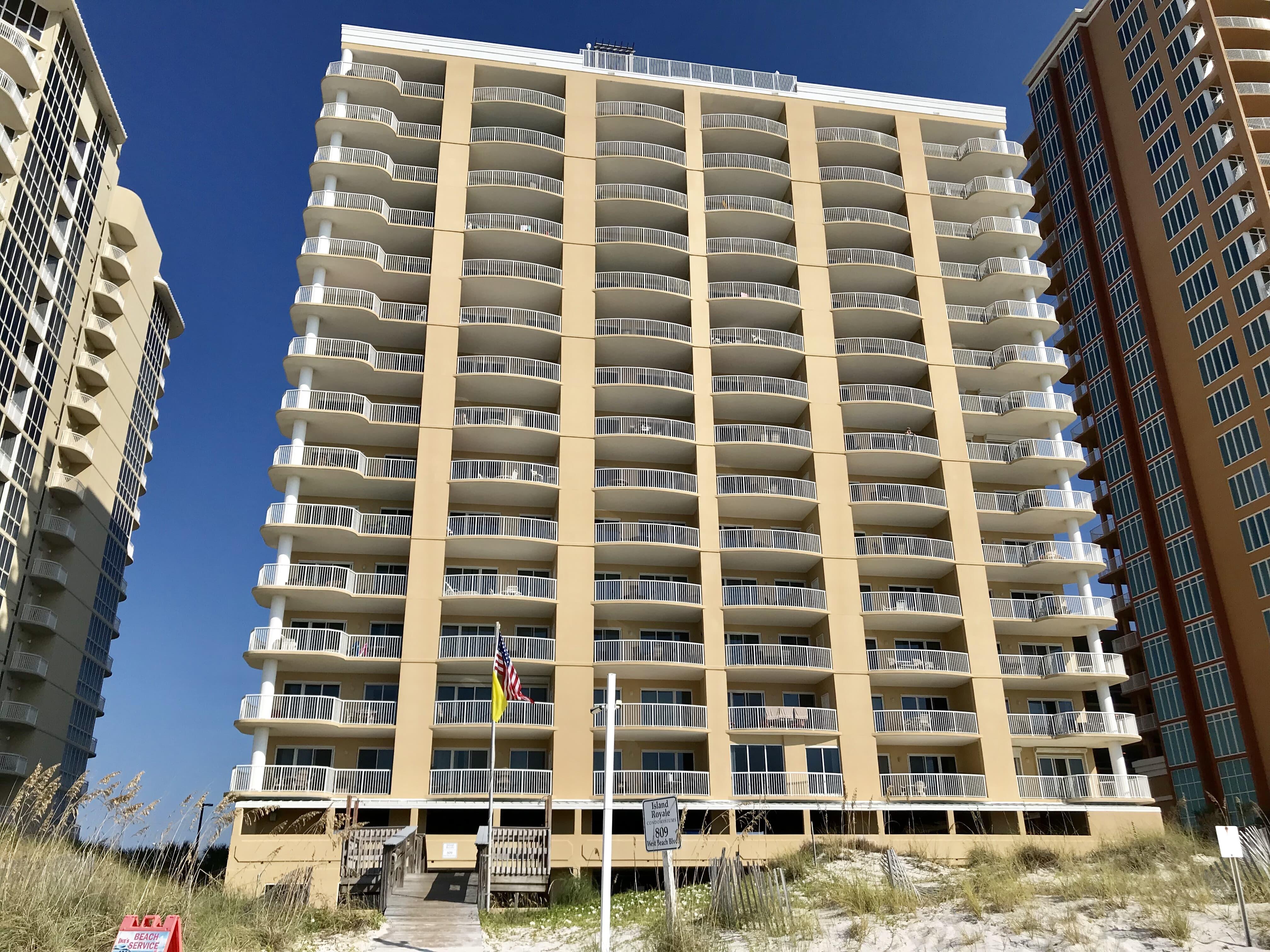 Island Royale 1105 Condo rental in Island Royale in Gulf Shores Alabama - #51
