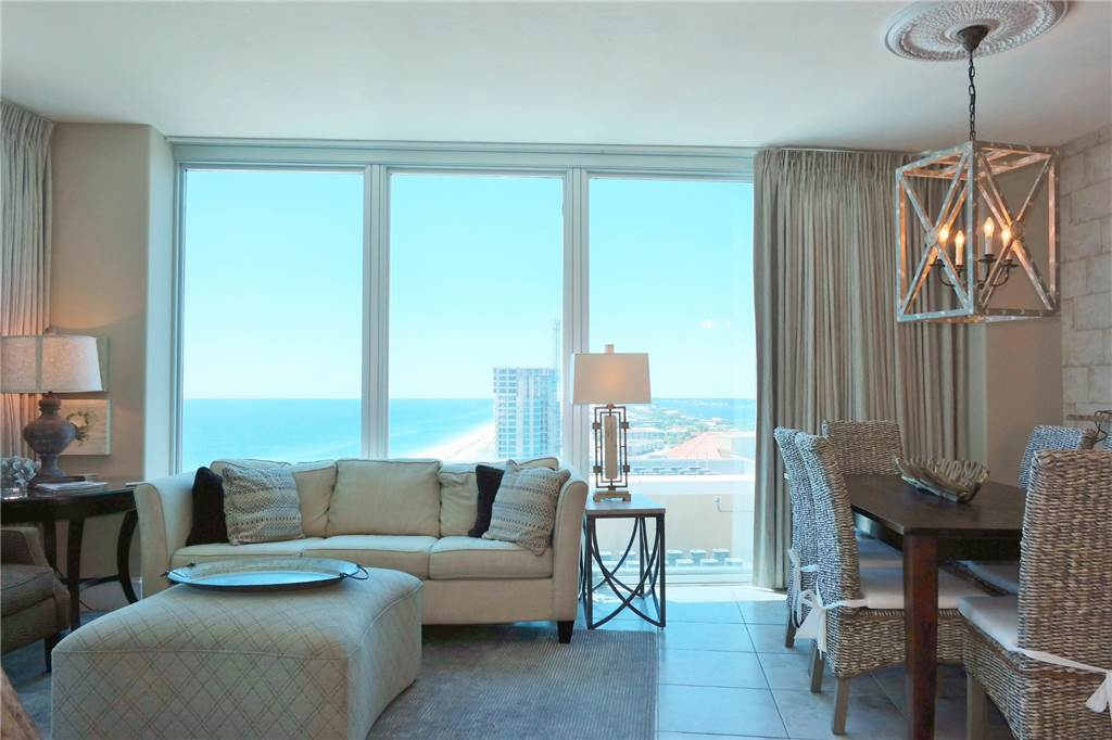 Island Tower 1903 Condo rental in Island Tower - Gulf Shores in Gulf Shores Alabama - #2