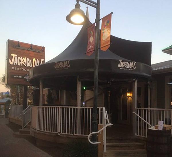 Jackacudas Seafood and Sushi in Destin Florida