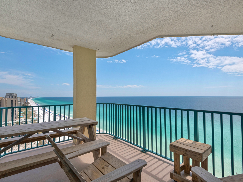 Jade East Towers 1810 Condo rental in Jade East in Destin Florida - #4