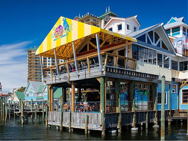 Jimmy Buffett's Margaritaville in Destin Florida