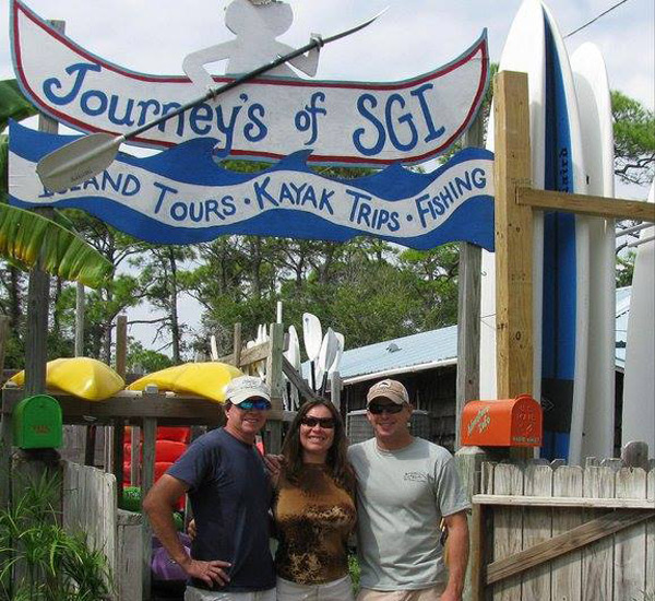 Journeys of St. George Island in St. George Island Florida