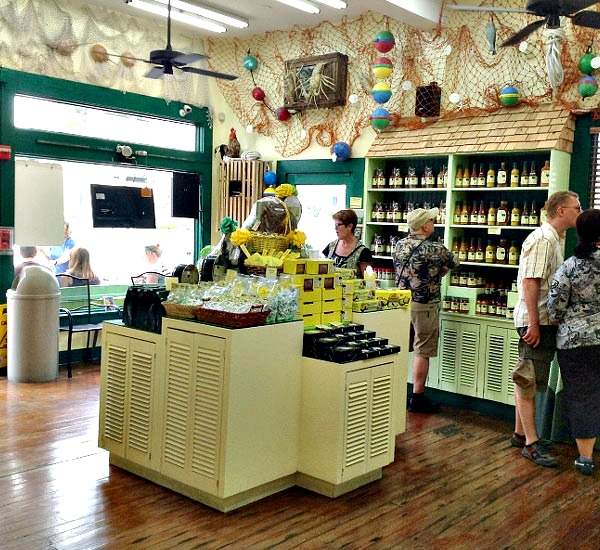 Kermit's Key West Key Lime Shoppe in Key West Florida