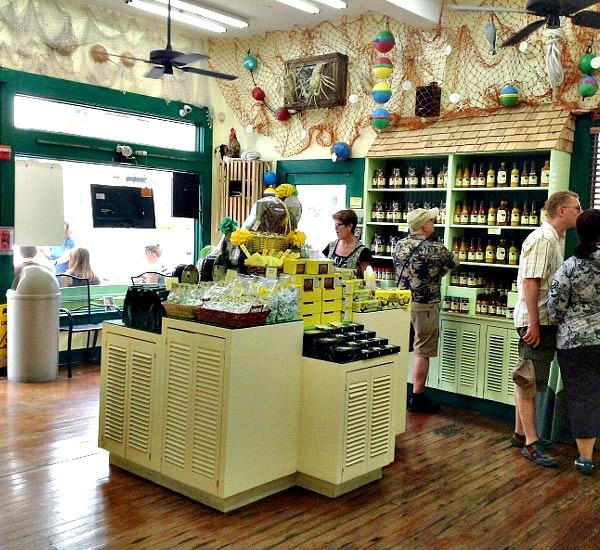Kermit's Key West Key Lime Shoppe in Key West Florida