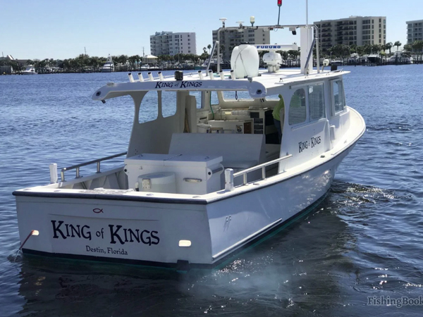 King of Kings Charters in Destin Florida