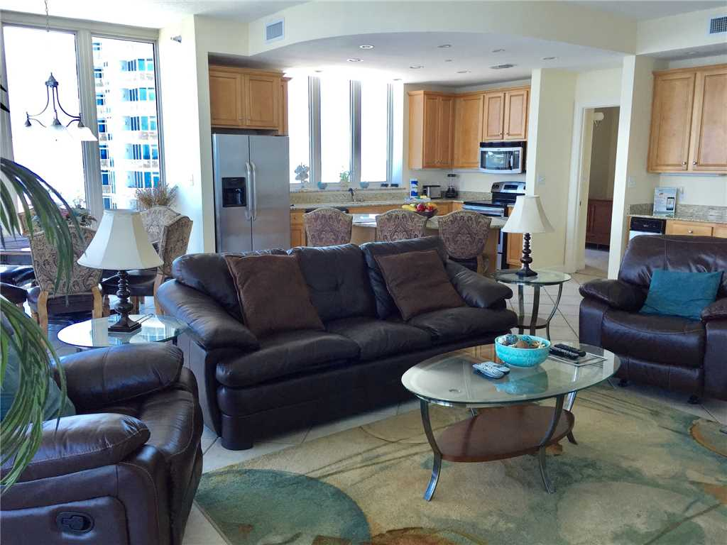 Lagoon Tower 602 Condo rental in Lagoon Tower in Gulf Shores Alabama - #2