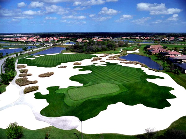 Legacy Golf Club in Siesta Key Florida
