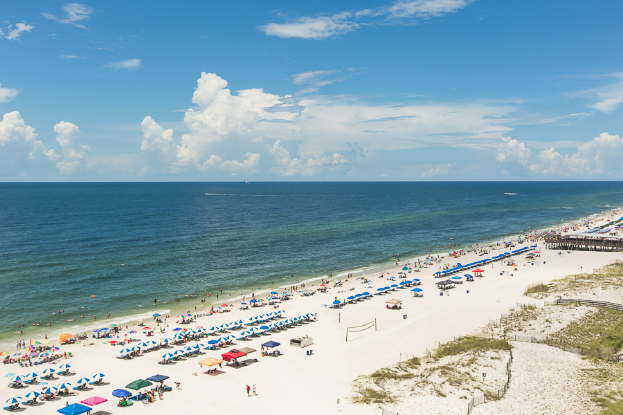 Lighthouse #1006 Condo rental in Lighthouse Condominiums in Gulf Shores Alabama - #15