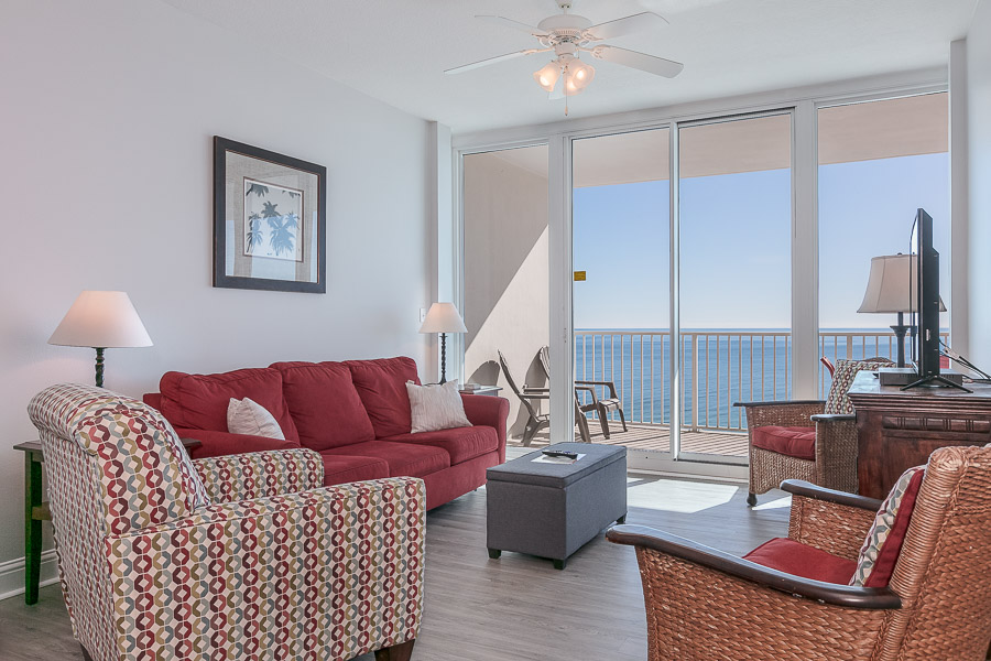 Lighthouse #1408 Condo rental in Lighthouse Condominiums in Gulf Shores Alabama - #1