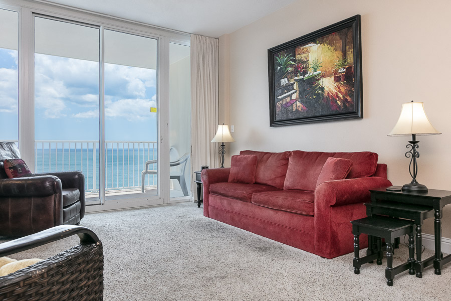 Lighthouse #1511 Condo rental in Lighthouse Condominiums in Gulf Shores Alabama - #2