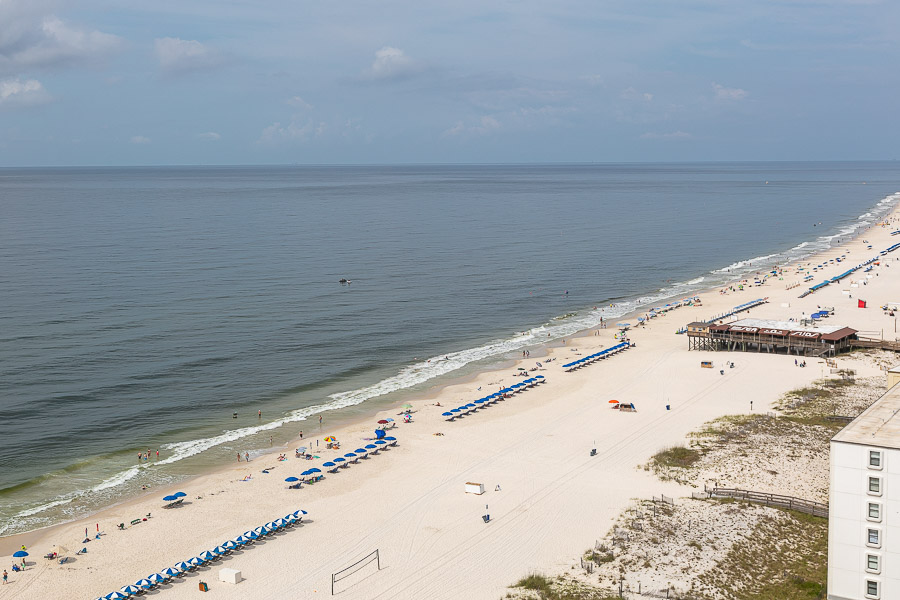 Lighthouse #1706 Condo rental in Lighthouse Condominiums in Gulf Shores Alabama - #17