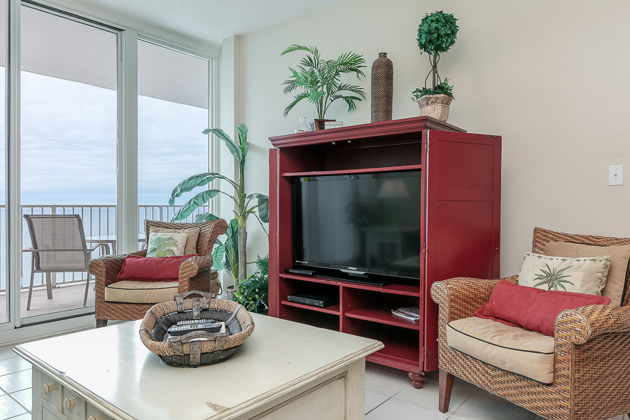 Lighthouse #1712 Condo rental in Lighthouse Condominiums in Gulf Shores Alabama - #2