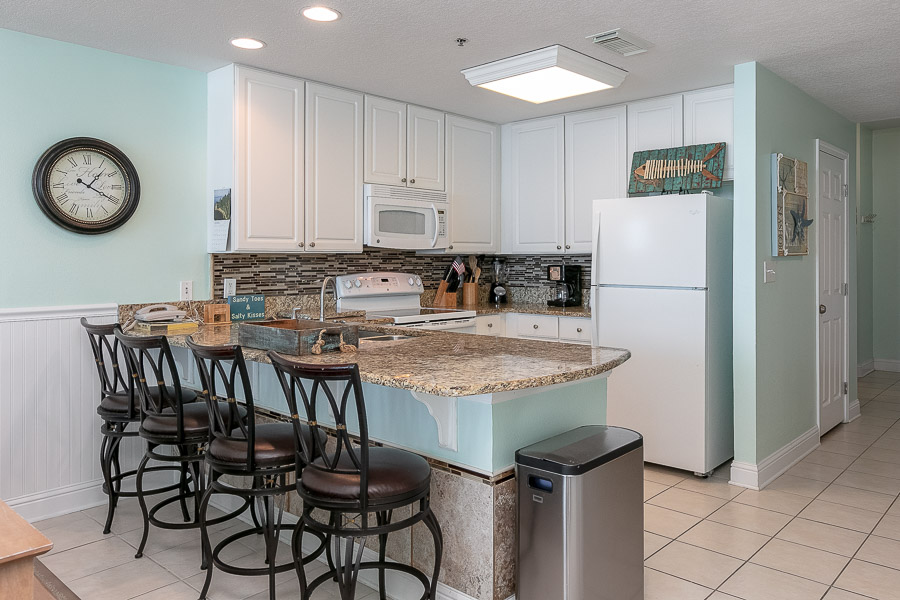 Lighthouse #1813 Condo rental in Lighthouse Condominiums in Gulf Shores Alabama - #3