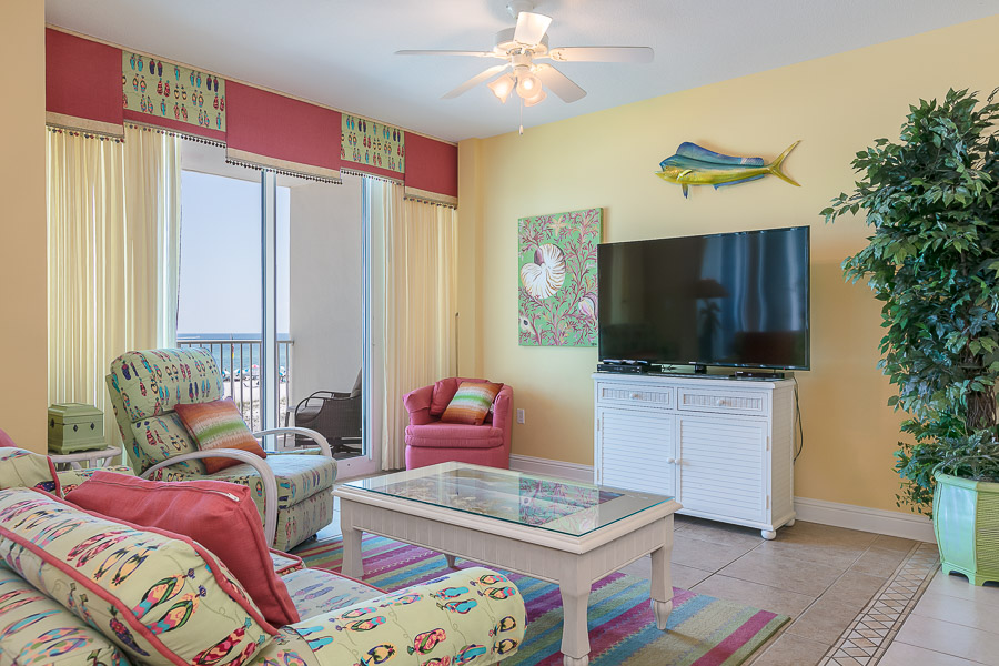 Lighthouse #204 Condo rental in Lighthouse Condominiums in Gulf Shores Alabama - #1