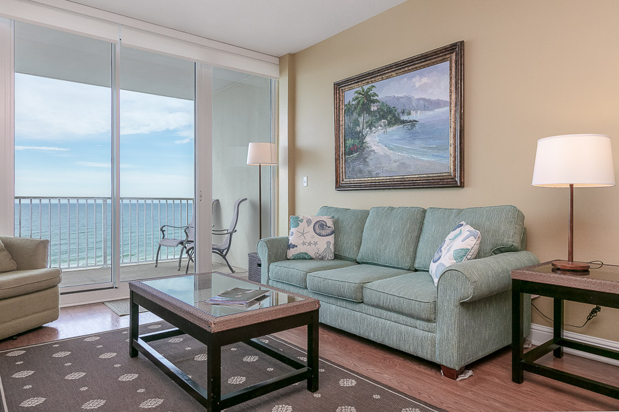 Lighthouse #611 Condo rental in Lighthouse Condominiums in Gulf Shores Alabama - #2