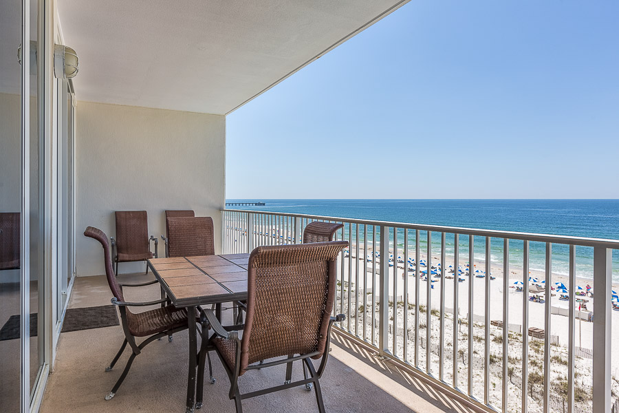 Lighthouse #611 Condo rental in Lighthouse Condominiums in Gulf Shores Alabama - #14