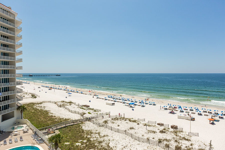 Lighthouse #611 Condo rental in Lighthouse Condominiums in Gulf Shores Alabama - #15