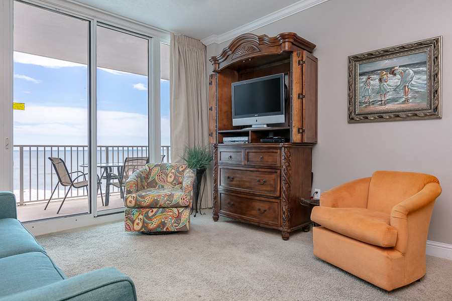 Lighthouse #617 Condo rental in Lighthouse Condominiums in Gulf Shores Alabama - #2