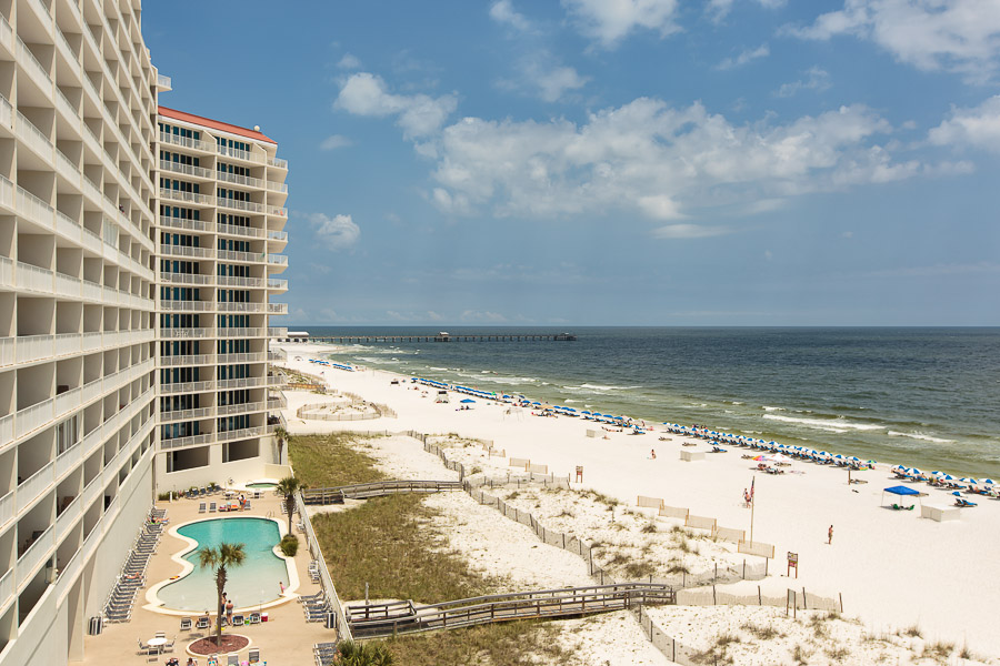 Lighthouse #617 Condo rental in Lighthouse Condominiums in Gulf Shores Alabama - #13