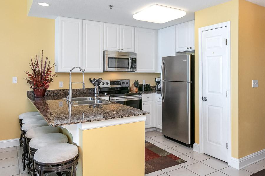Lighthouse #709 Condo rental in Lighthouse Condominiums in Gulf Shores Alabama - #4