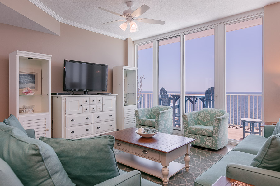 Lighthouse Penthouse #1 Condo rental in Lighthouse Condominiums in Gulf Shores Alabama - #1