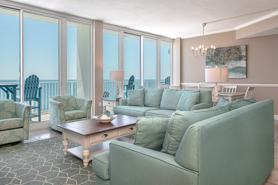 Lighthouse Penthouse #1 Condo rental in Lighthouse Condominiums in Gulf Shores Alabama - #2